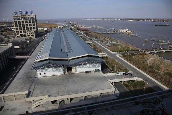 上海横沙渔港核心功能区