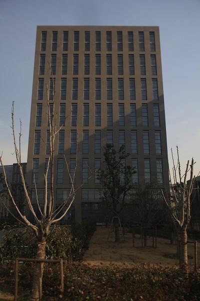 上海金桥出口加工区商业办公楼