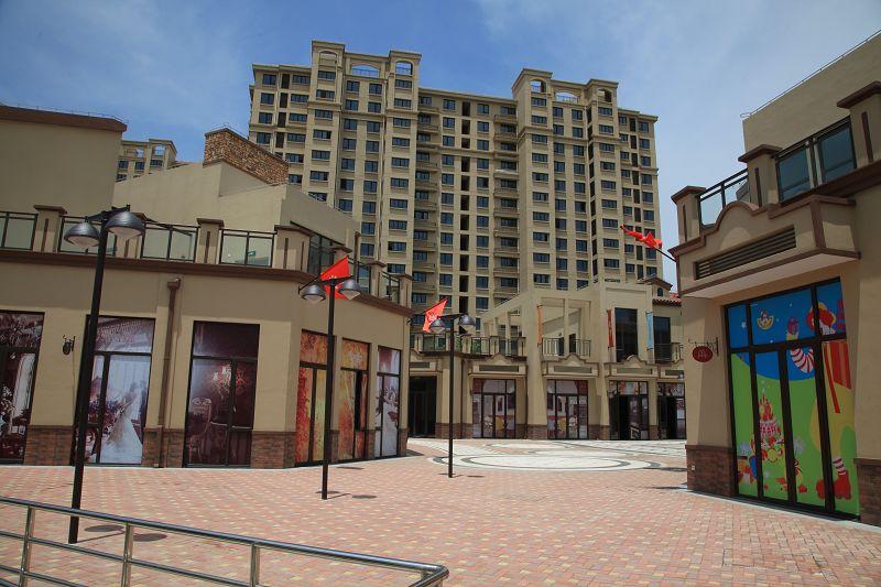 上海长兴岛动迁安置房项目